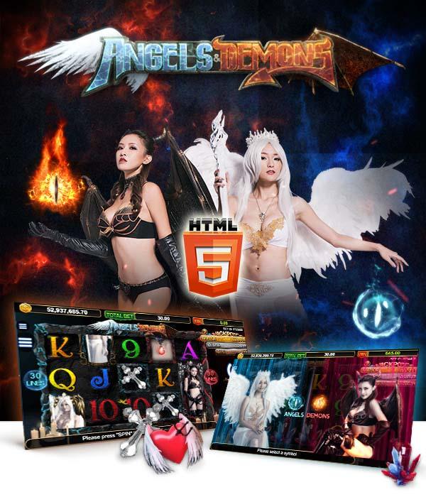 angels demons sa gaming สล็อต
