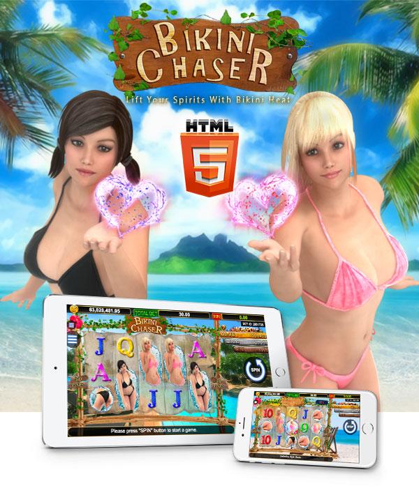 bikini chaser สล็อต sa gaming
