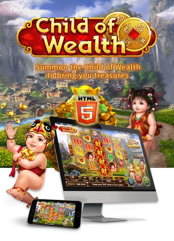 Child of Wealth l สล็อต sa gaming