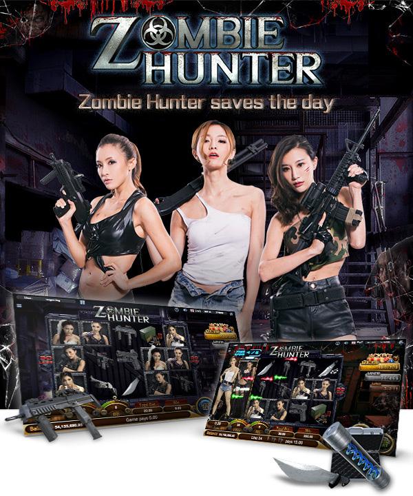 Zombie Hunter  สล็อต sa gaming