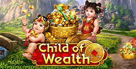 child-of-wealth sa game เกมสล็อต