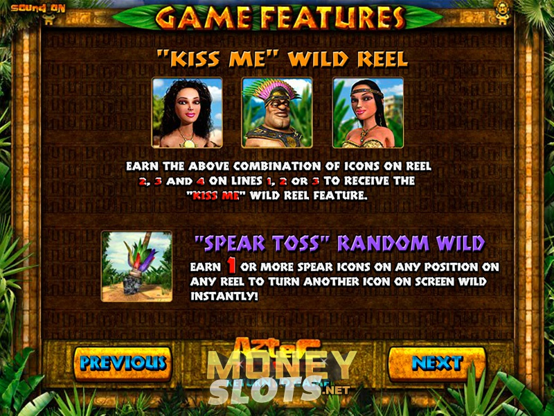 วิธีการเล่นเกมสล็อต Aztec Treasure